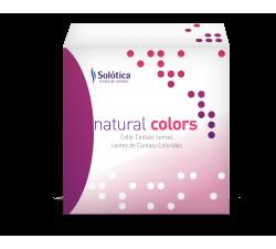 Solotica Azul Natural Colors