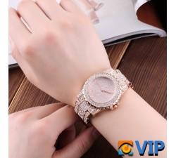Reloj Bling Oro Rosa