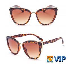 Gafa de sol Vintage Leopardo