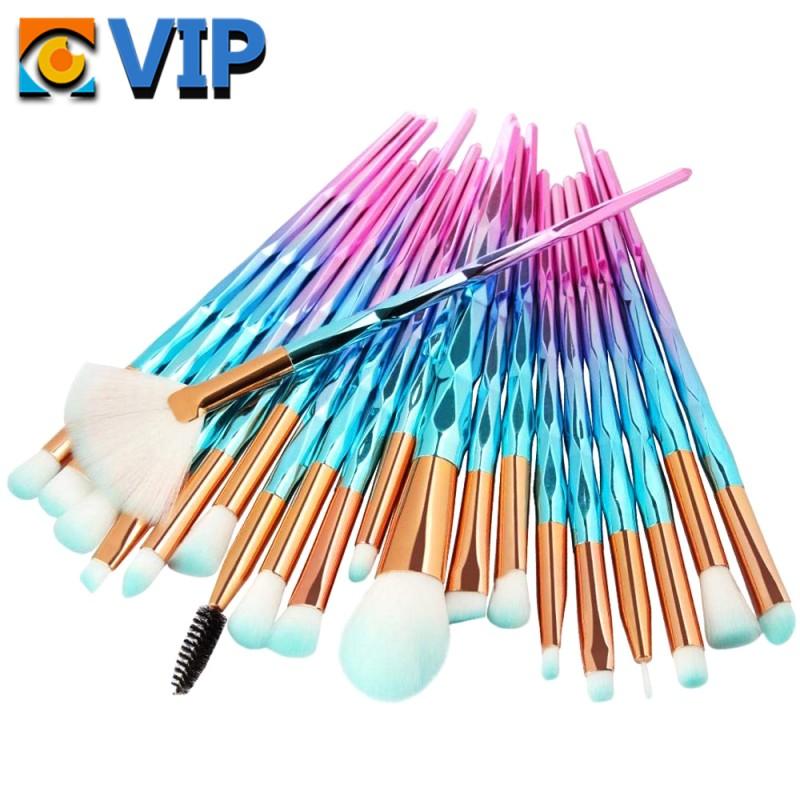 Brochas Premium color celeste y rosa