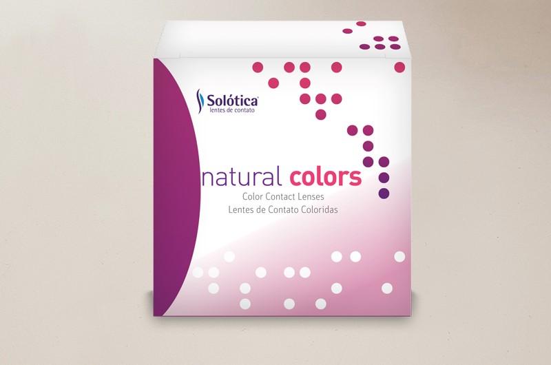 Solotica Natural colors